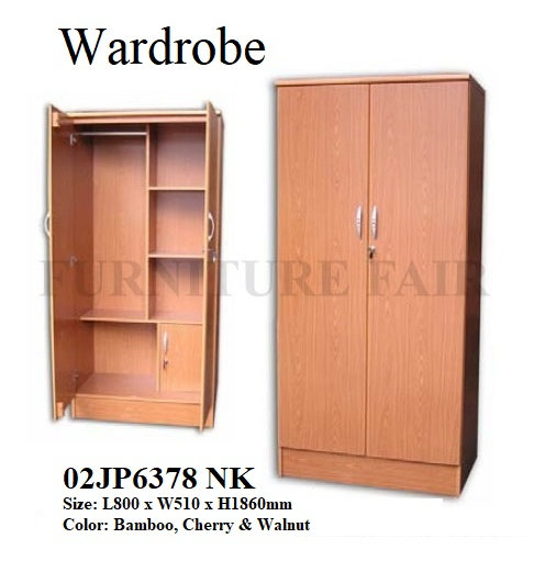 Wardrobe 02JP6378 NK