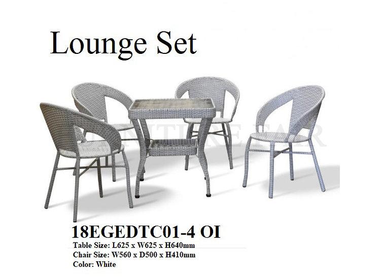 Lounge Set 18EGEDTC01-4 OI