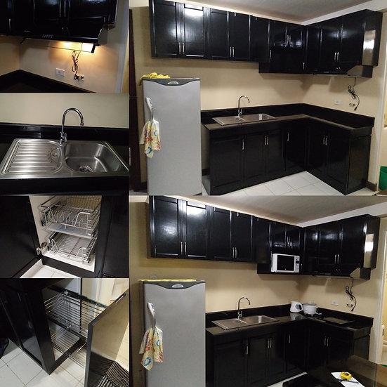 Kitchen Showcase (made-to-order)