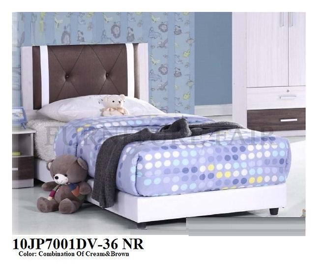 Upholstered Bedframe 10JP7001DV-36 NR
