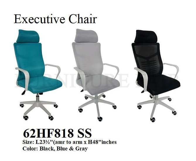 Executive Chair 62HF818 SS
