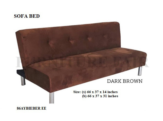 Sofa Bed 86AYBIEBER EY