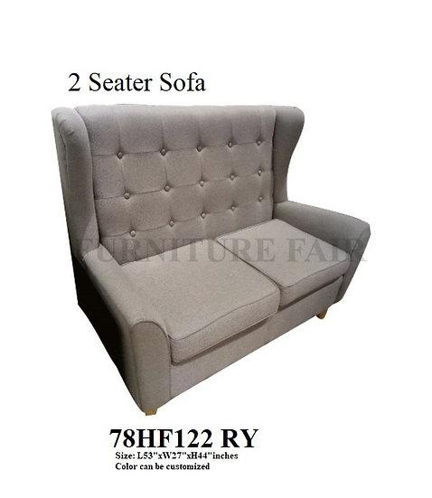 2 Seater Sofa 78HF122 RY