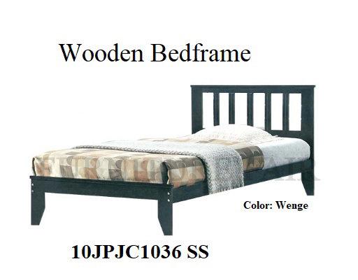 Wooden Bedframe 10JPJC1036 SS