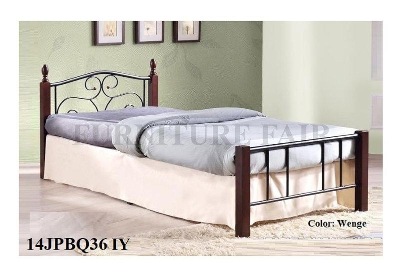 Wooden Post Bed 14JPBQ36 IY