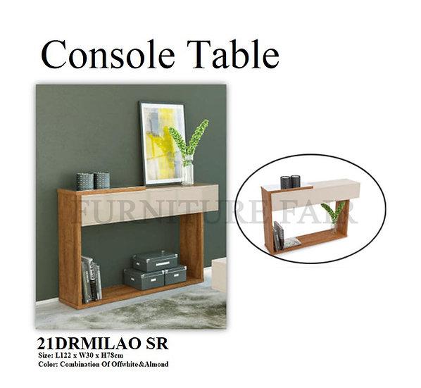 Console Table 21DRMILAO SR
