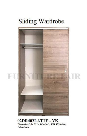 Wardrobe 02DR402-LATTE Y