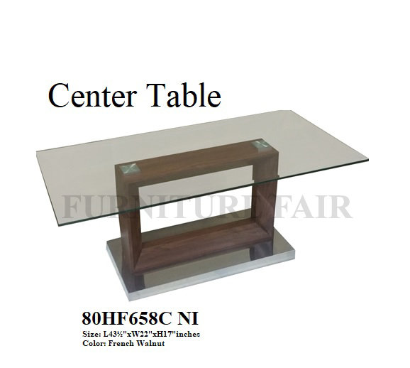 Center Table 80HF658C NI