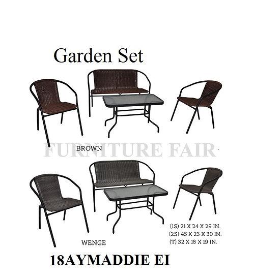 Garden Set 18AYMADDIE EI