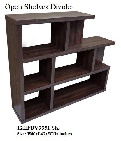 Open Shelves 12HFDV3351 SK