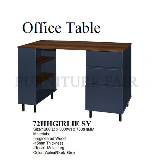 Office Table 72HHGIRLIE SY