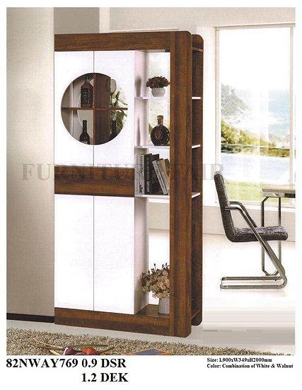 Display Cabinet 82NWAY769 0.9 DSR 1.2 DEK