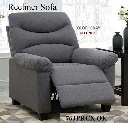 Recliner Sofa 76JPRCX OK