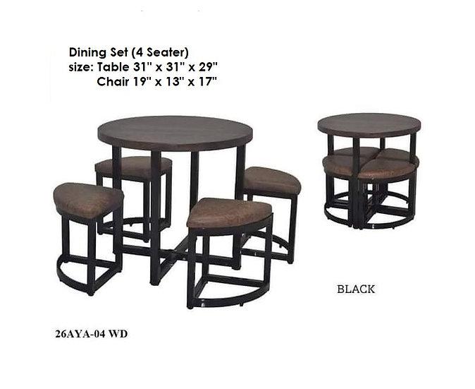 Dining Set 26AYA-04_WD