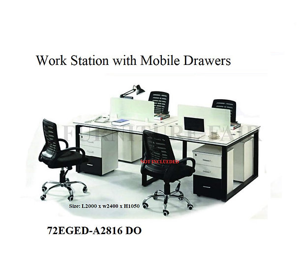 Working Station 72EGED-A2816 DO