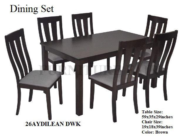 Dining Set 26AYDILEAN DWK