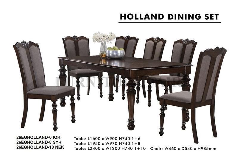 Holland Dining Set