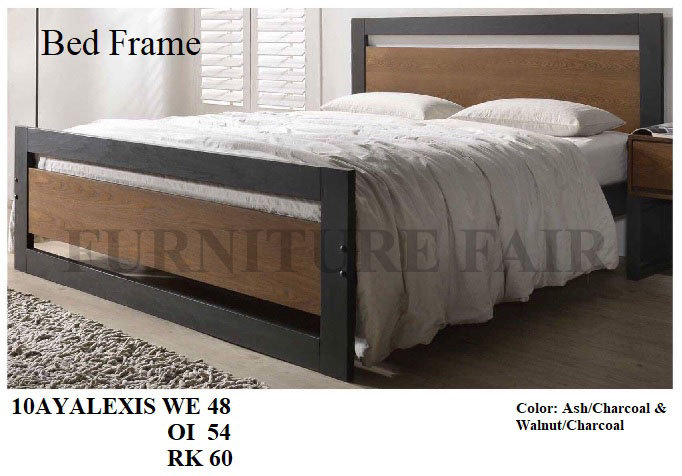 Bed Frame 10AYALEXIS WE