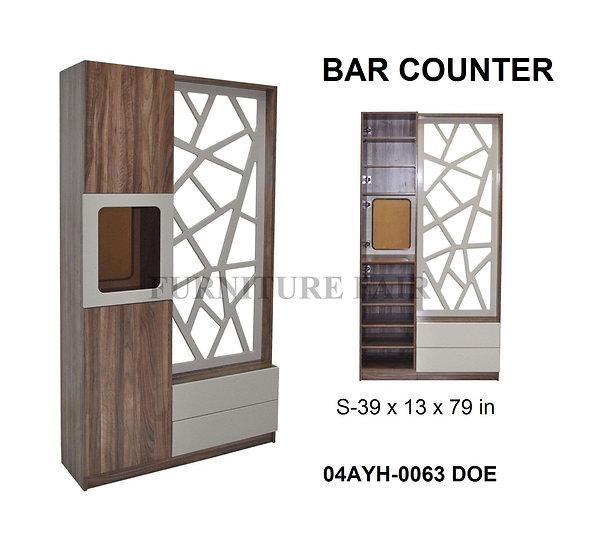 Bar Counter 04AYH0063 DOE