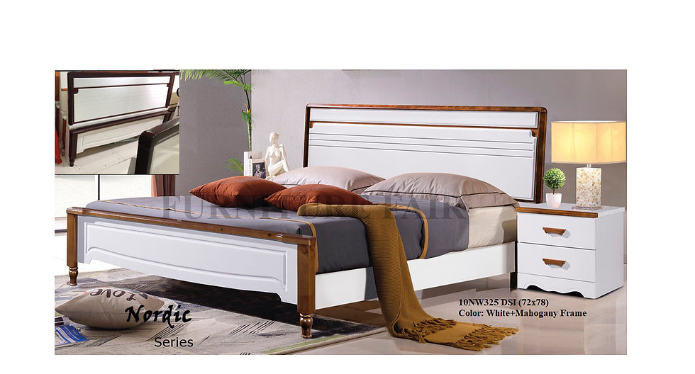 Bed Frame 10NW325 DSI