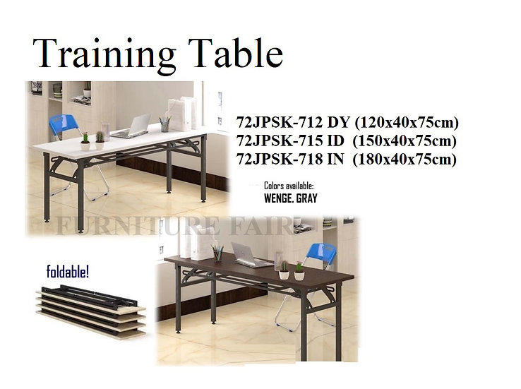 Training Table 72JPSK-712 DY