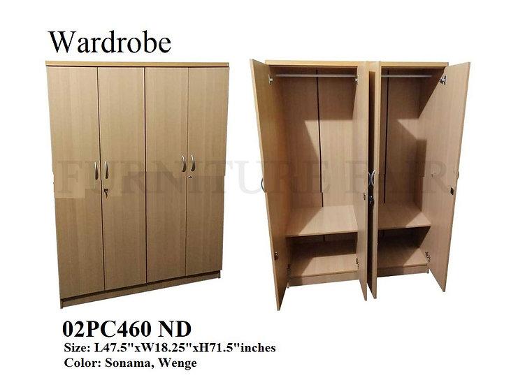 Wardrobe 02PC460 ND