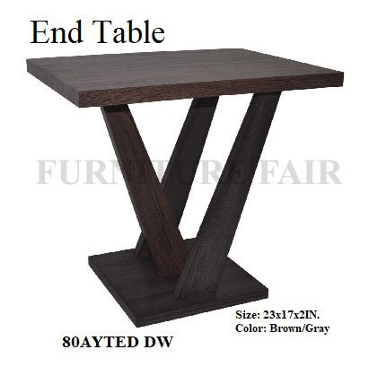 End Table 80AYTED DW