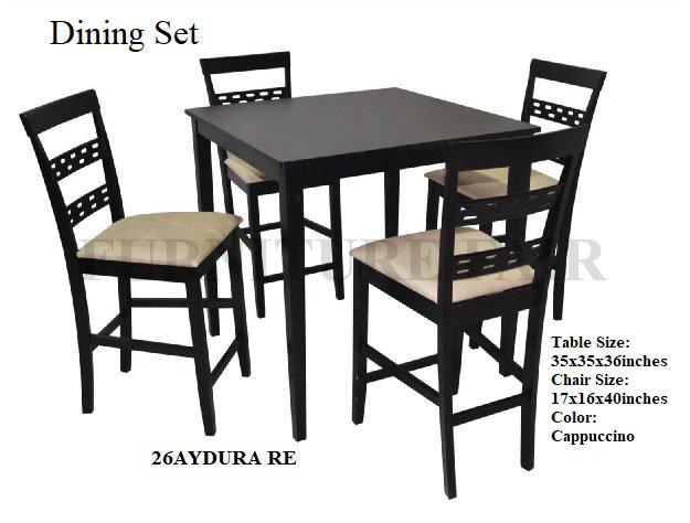 Dining Set 26AYDURA RE