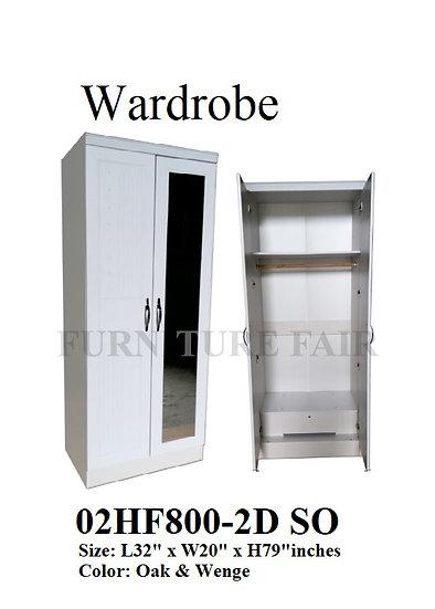 Wardrobe 02HF800-2D SO