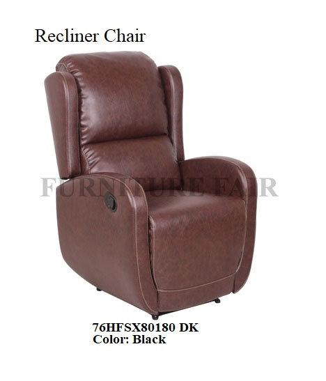 Recliner Chair 76HFSX80180 DK