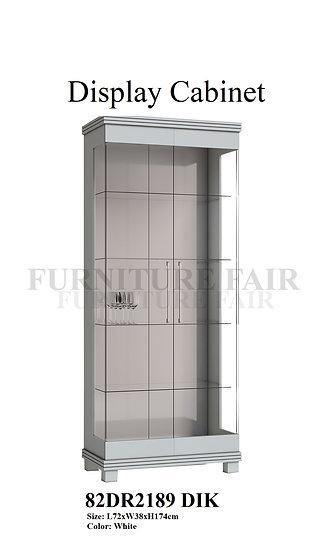 Display Cabinet 82DR2189 DIK