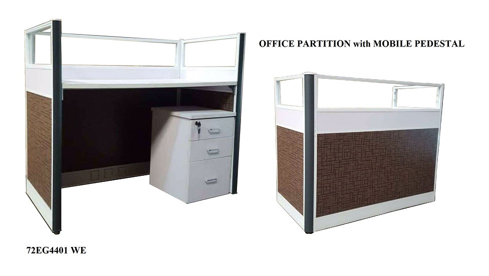 Office Partition 72EG4401 WE