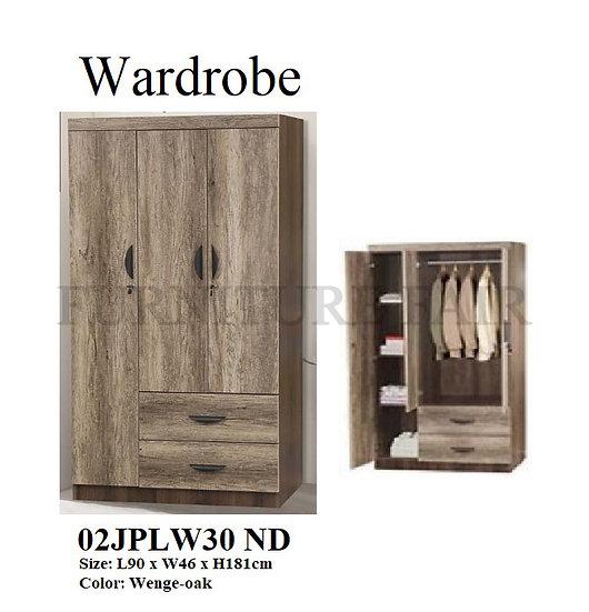 Wardrobe 02JPLW30 ND