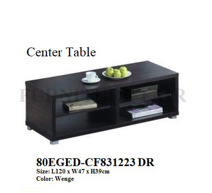 Center Table 80EGED-CF831223 DR