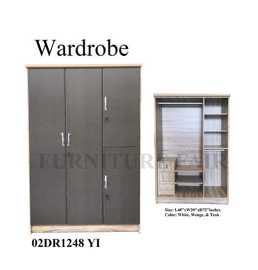 Wardrobe 02DR1248 YI