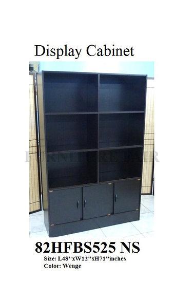 Display Cabinet 82HFBS525 NS