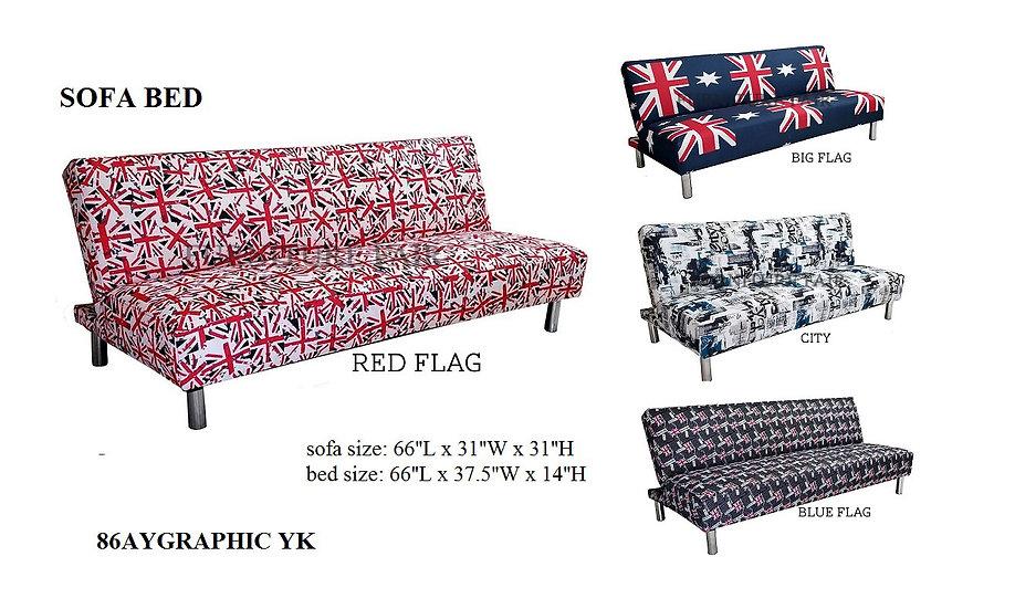 Sofa Bed 86AYGraphics YK