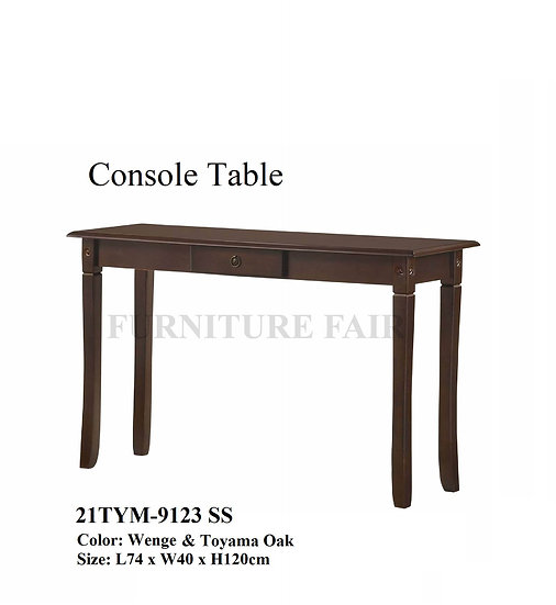 Console Table 21TYM-9123 SS
