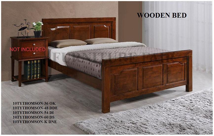Wooden Bed Frame 10TYTHOMPSON