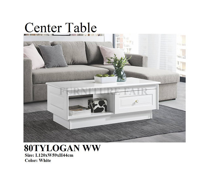 Center Table 80TYLOGAN WW