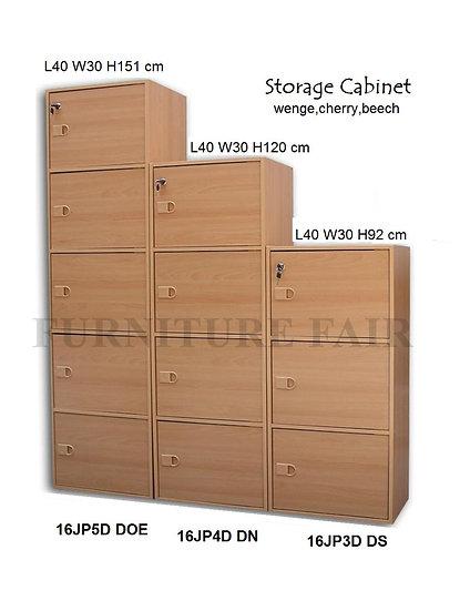 Storage Cabinet 16JP3D-DS 4D-DN 5D-DOE