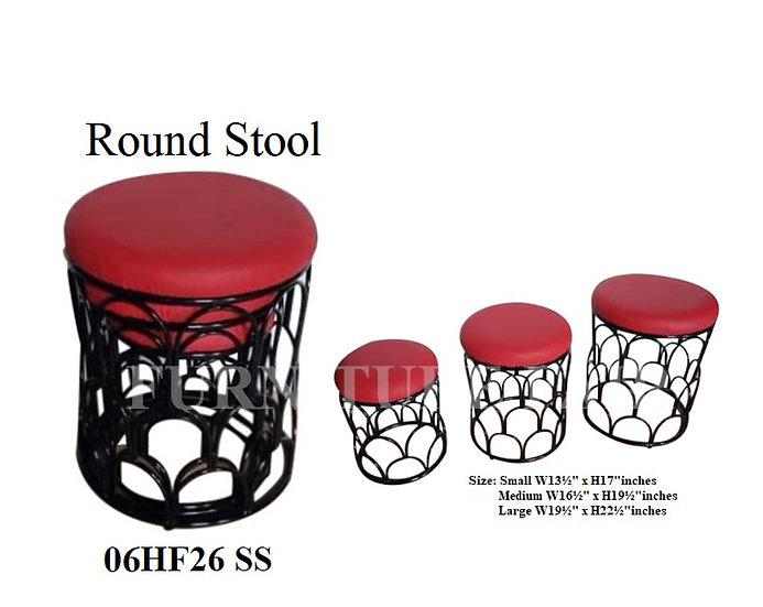 Round Stool 06HF26 SW