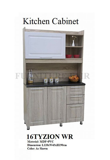 Kitchen Cabinet 16TYZION WR