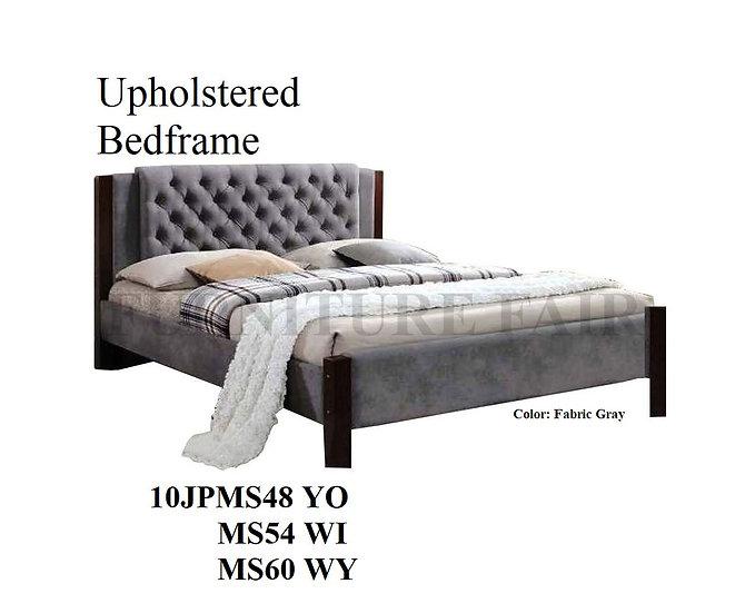 Upholstered Bedframe 10JPMS48YO 54WS 60WY