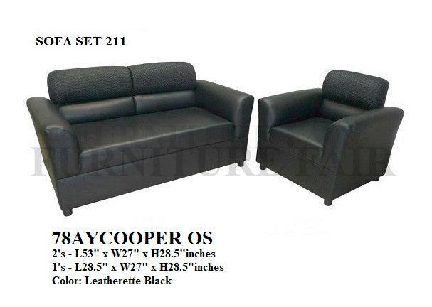 Sala Set 211 78AYCOOPER OS