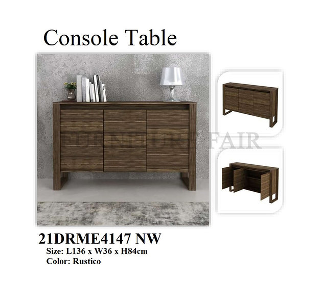 Console Table 21DRME4147 NW