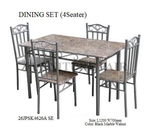 Dining Set 26JPSK4626A SE