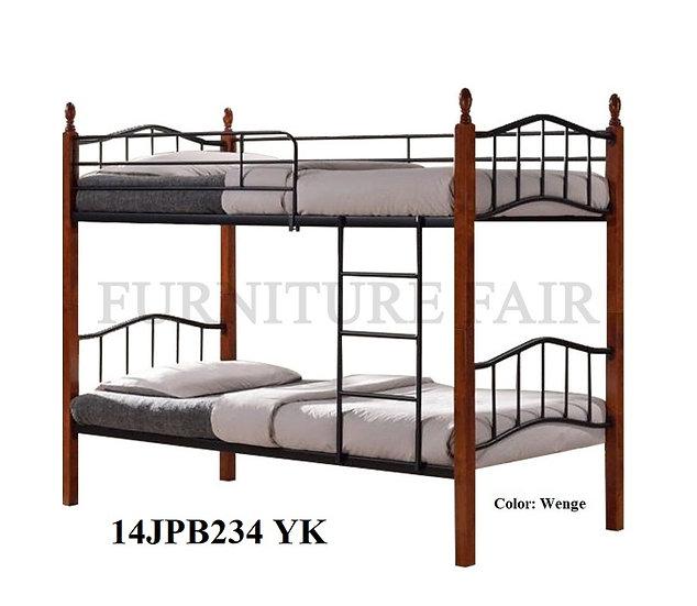 Wooden Post Double Deck 14JPB234 YK