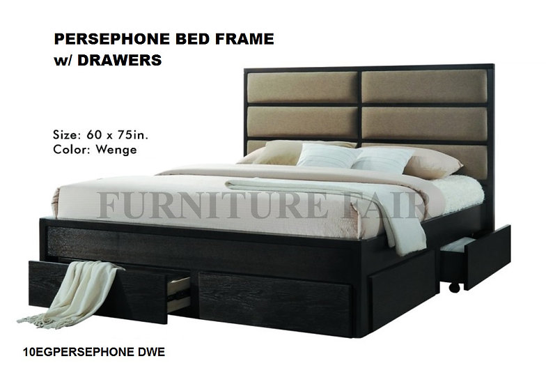 Bed Frame 10EGPersephone DWE