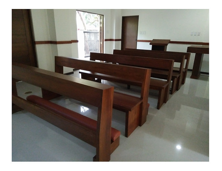 Pews (made-to-order)